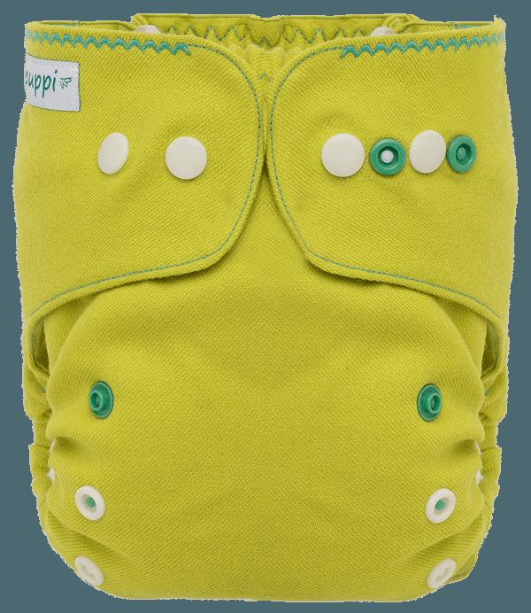 One Size Plus (9-17 kg) Drukknoopjes