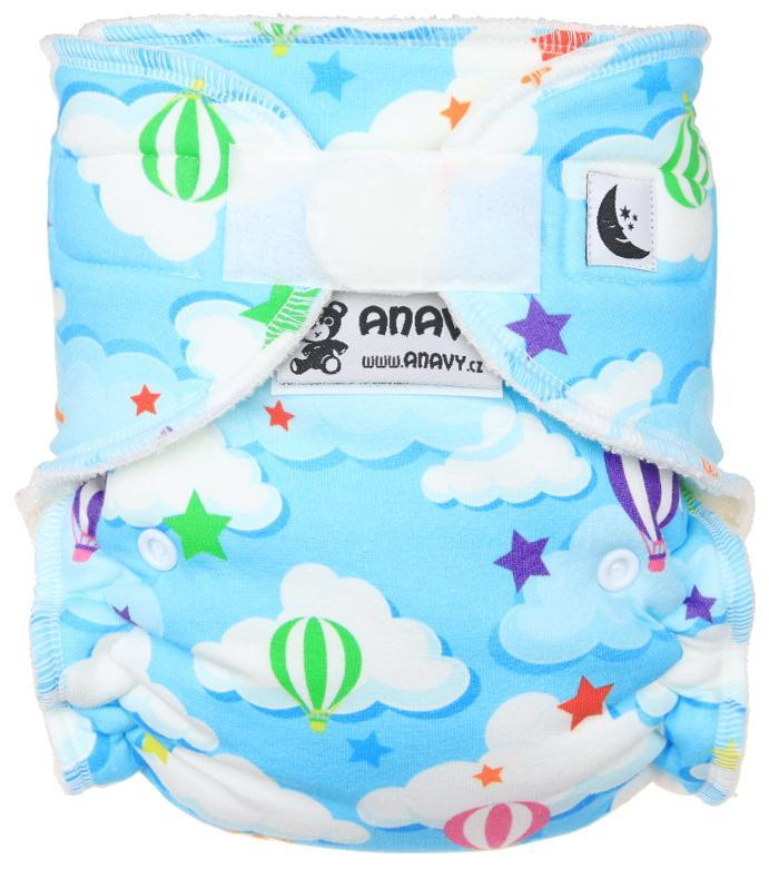 Maxi/Night (8-18 kg) Klittenband