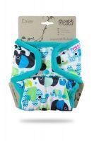 Petit Lulu overbroekjes drukknoopjes Olifantjes