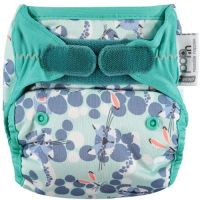 Close Pop-In bamboeluier Snow Leopard klittenband