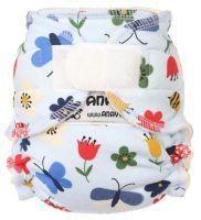 Anavy newborn Bijtjes blauw