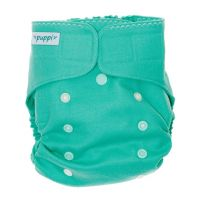 Baby Mint wool cover Puppi