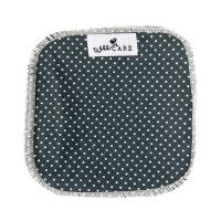 Dots Midnight Blue billendoekjes van WeeCare