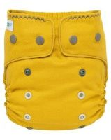 Curry One size plus Puppi wolbroek wool cover Puppi