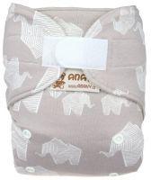Galla lucht boven je hoofd newborn wolbroek klittenband Anavy