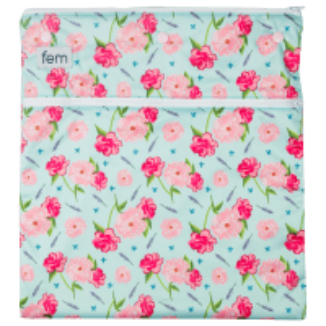 Dubbele wetbag Floral