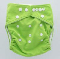 Gebruikt - Pocketluier Groen