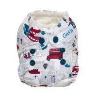 Have Baby Will Travel GroVia newborn luier