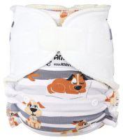 Honden Anavy One Size klittenband