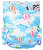 Luchtballonnen Anavy XL Maxi/Night drukknoopjes