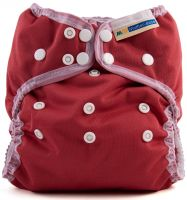 Mother-ease Stay-Dry Cherry