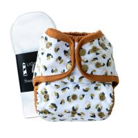 Neutral Nature Cheetah Lighthouse Kids Company Snap-in-One SIO luier