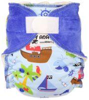 Piraten Anavy One Size klittenband