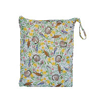 Beach Bag grote luierzak Icon Green Seedling Baby