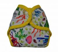 Mini-Fit pocketluier voor newborns Cirrus