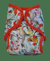 Multi-Fit pocketluier Icon Red Seedling Baby