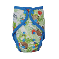 Paddle Pants Icon Blue Zwemluier Seedling Baby
