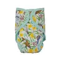 Paddle Pants Icon Green Zwemluier Seedling Baby