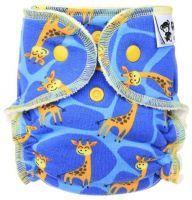Anavy Newborn luier Giraffe drukknoopjes