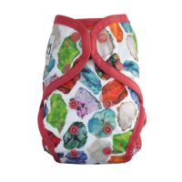 Paddle Pants Birthstone Red Zwemluier Seedling Baby