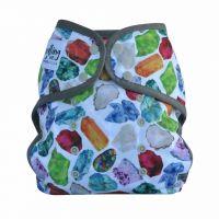 Comodo Wrap Plus Mumma's Garden White Seedling Baby