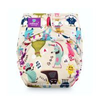 Pocketluier Tadaa Monsters Fleece Milovia