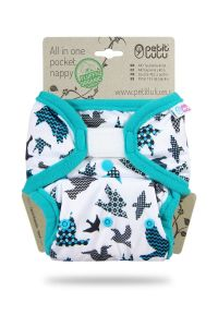 Vogels Petit Lulu pocketluier klittenband