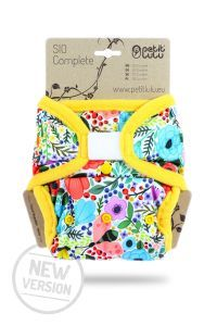 SIO Compleet Bloementuin Klittenband Petit Lulu