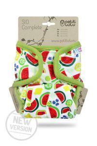 SIO Compleet Meloenen Drukknoopjes Petit Lulu