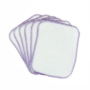 Billiesbox paarse billendoekjes