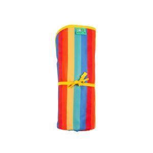 TotsBots Happy Mat | Verschoningsmatje Rainbow Stripe