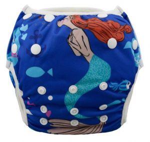 Zwemluier Zeemeermin