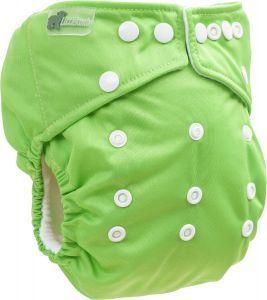 Pocketluier Groen