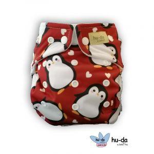 Pinguins One Size overbroekje Hu-Da