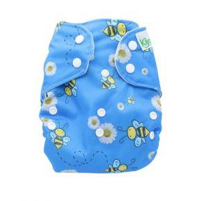 Bumblebees One Size overbroekje PUL Kijani