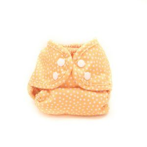 Homegrown newborn overbroekje Buttons