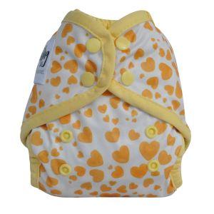 Mini-Fit pocketluier Yellow Hearts Seedling Baby
