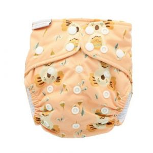 Moiyum Durung One Size Recycled bamboe luier Bare and Boho