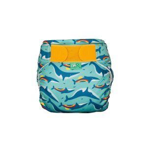 Rainbow Whales zwemluier TotsBots