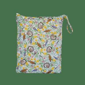 Beach Bag grote luierzak Icon Green Seedling Baby
