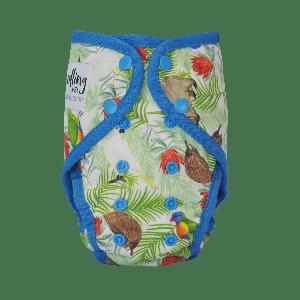 Paddle Pants Icon Blue Zwemluier Seedling Baby