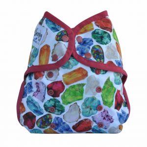 Comodo Wrap Plus Birthstone Red Seedling Baby