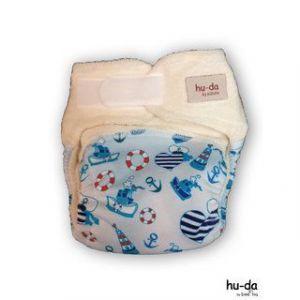 Hu-Da newborn bamboeluier Op Zee