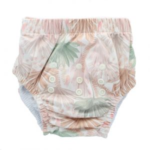 Zwemluier Pastel Fronds Bare and Boho