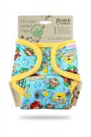 School Jungle Petit Lulu pocketluier drukknoopjes