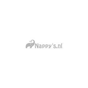 Blauw newborn overbroekje Blümchen