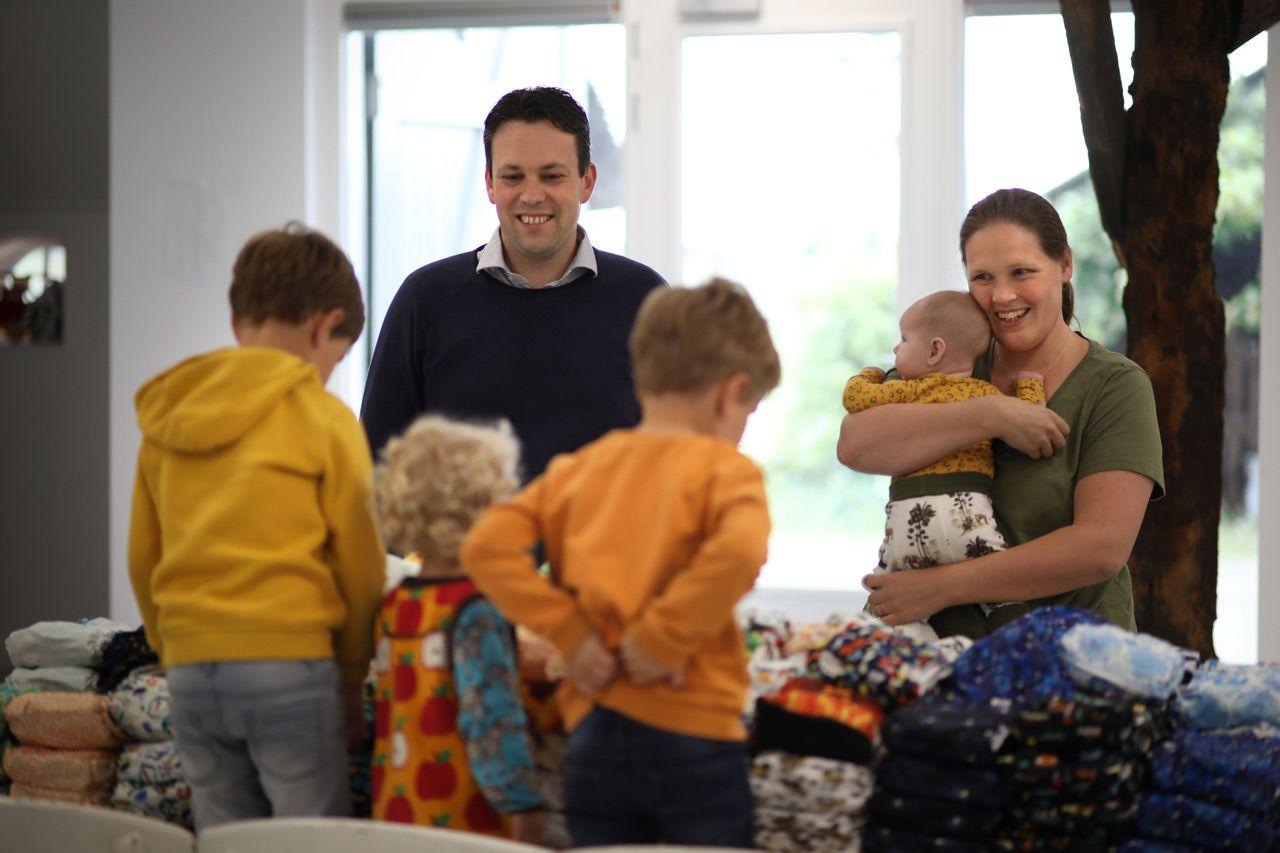Ilka, Marco en kinderen